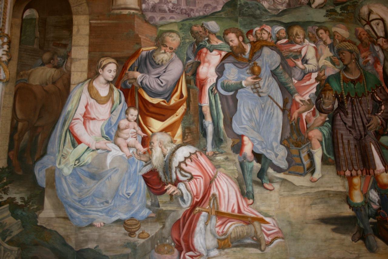 Visite guidate parrocchiali